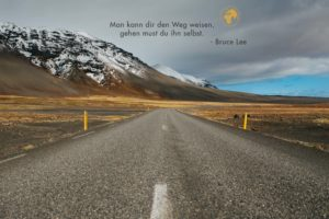 Bruce Lee Spruch