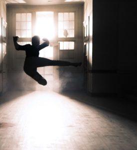 Jump Workout Kick