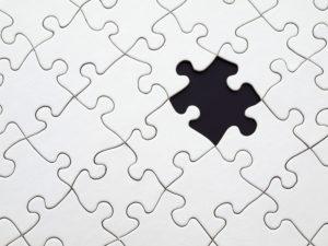 puzzle Teil