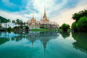 Asien Tempel