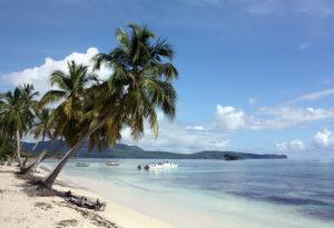 Las Galeras Strand Dominikanische Rep.