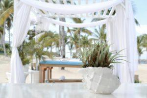 Massage am Strand in Cabana obu Sports