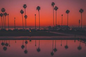 California-Sunset