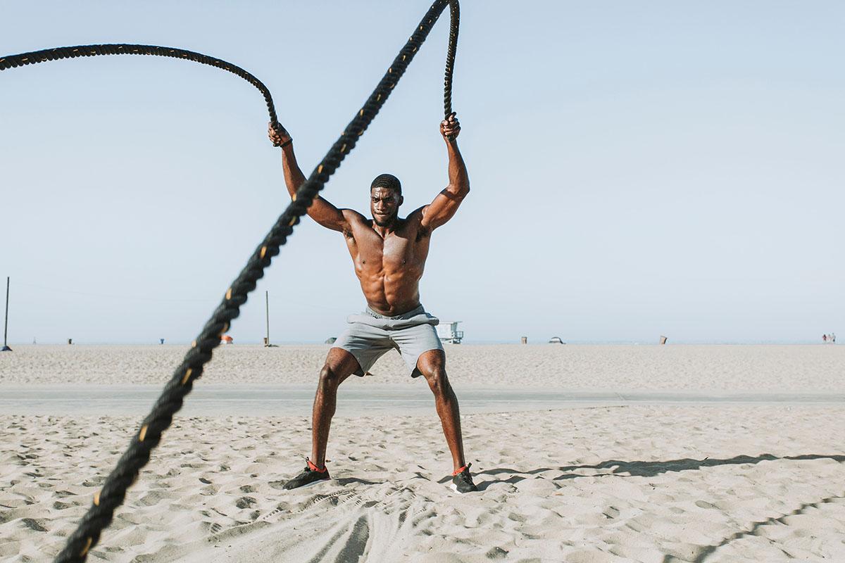 afrikanischer abstammung athlet ausarbeiten 1406356 - Movement